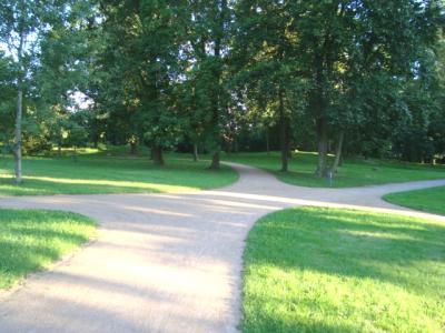 Foto zu Meldung: Jugendzentrum wacht über den Burgpark