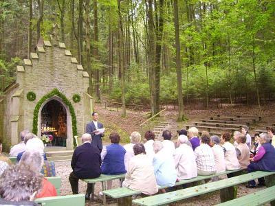 Foto zur Meldung: Die Senioren reisten in die Oberpfalz
