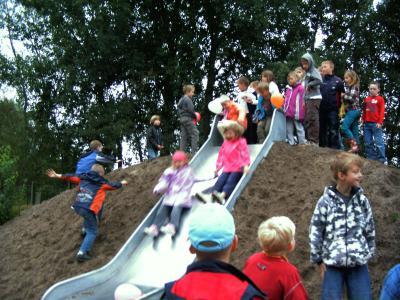 Foto zur Meldung: Spielplatz zum 2. Mal eingeweiht