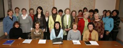 Foto zur Meldung: April 2008 - Gies und Krämer übernehmen Vereinsführung