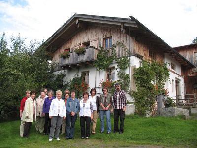 Foto zur Meldung: Das Haus von Kunstmaler Höcherl – ein einzigartiges historisches Museum