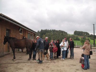 Foto zu Meldung: Die Zukunft der Pferdehaltung