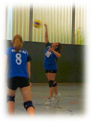 Foto zur Meldung: Volleyball