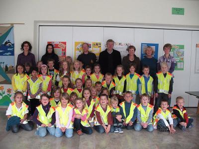 Foto zu Meldung: Sicherheit für Schulanfänger in Viechtach/Prackenbach und Kollnburg