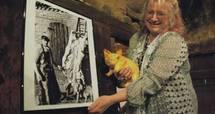 Foto zu Meldung: Pingels feiern Fest für den Gaumen