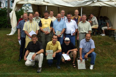 Foto zur Meldung: Juni 2003 - 25 Jahre FC Bettendorf 1978 e.V.