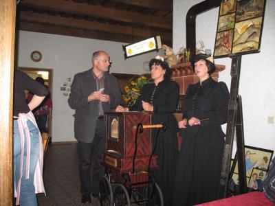 Foto zur Meldung: Ein gelungenes Weinfestes