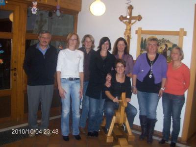 Foto zur Meldung: Neuer Elternbeirat im Kindergarten Prackenbach gewählt