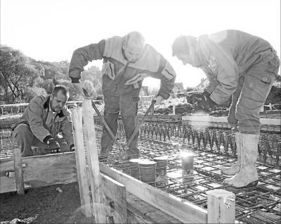 Foto zur Meldung: Erschließung im  Burgschwalbacher  Baugebiet beginnt