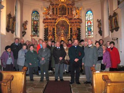 Foto zur Meldung: Nachmittagsfahrt der Senioren nach Haselbach