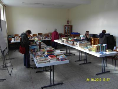 Foto zur Meldung: Gemeindebücherei: Tag der offenen Tür