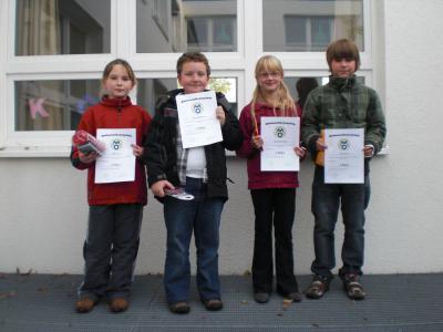 Foto zur Meldung: Olympiade Junger Mathematiker