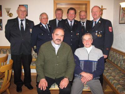Foto zur Meldung: Zum 85. Geburtstag von Johann Haseneder