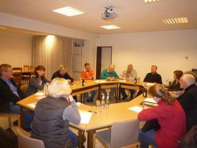 Foto zur Meldung: Terminabstimmung für den Veranstaltungskalender 2011