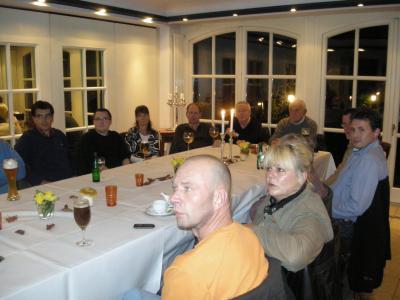 Foto zur Meldung: Unternehmerstammtisch am 09.11.2010