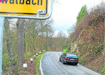 Foto zur Meldung: Ortsgemeinde: Kreisstraße wird ausgebaut