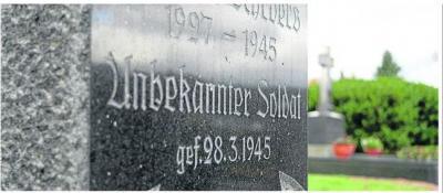 Foto zur Meldung: Ortsgemeinde: Gedenken an Soldaten