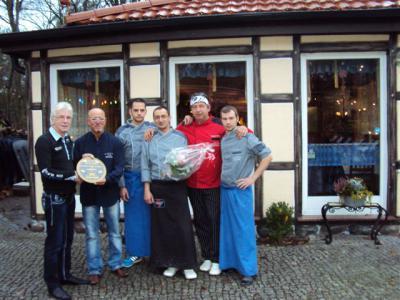 Hoppegarten - Restaurant Waldschänke