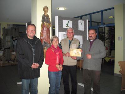 Foto zur Meldung: Senioren und Frauenbund organisierten einen Besuch im Elisabethenheim