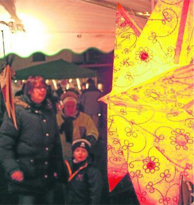 Foto zur Meldung: Ortgemeinde: Burgschwalbach erstrahlt im Lichterglanz