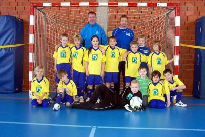 Foto zur Meldung: Jugendfussball
