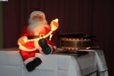 Foto zur Meldung: Seniorenweihnachtsfeier im Stadtsaal