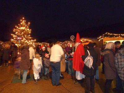 Foto zur Meldung: Der 1. Hagengruber Weihnachtsmarkt war ein riesen Erfolg