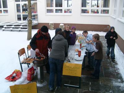 Foto zur Meldung: Unser Weihnachtsmarkt