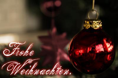 Foto zu Meldung: Der ASB Kiel wünscht frohe Weihnachten