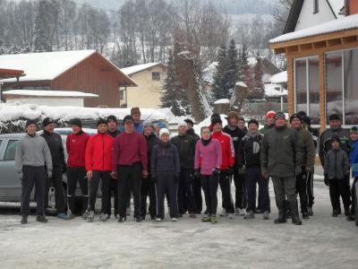 Foto zu Meldung: Fünfter Silvesterlauf beim MCC – wieder eine gelungene Veranstaltung