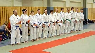 Foto zur Meldung: Der Ju-Jutsu Verein Ziesar informiert !!!