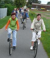 Foto zur Meldung: Fahrradtour des Gemeindekirchenrates