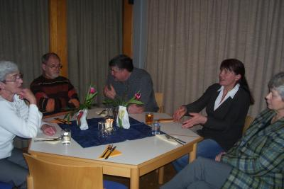 Foto zur Meldung: Besuch in der Partnergemeinde Ründeroth