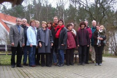 """Foto zur Meldung: """"Kirchen erzählen vom Glauben"""" - Bericht von der Fahrt der Gemeindekirchenräte"""