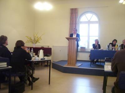 Foto zur Meldung: Kirchenkreisfusion Niederer-Fläming mit Zossen befürwortet