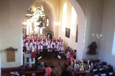 """Foto zur Meldung: Zum Sonntag Kantate """"Singet dem Herrn ein neues Lied, denn er tut Wunder"""" in Bochow und Langenlipsdorf mit Musik"""