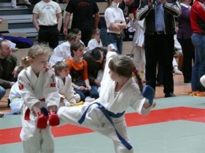 Foto zur Meldung: Neues vom Ju-Jutsu Verein