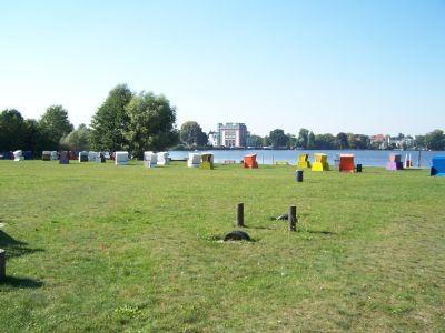 Foto zu Meldung: Saisoneröffnung der DRK-Wasserwacht Potsdam