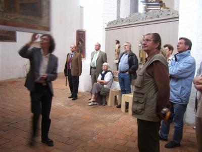 Foto zu Meldung: Partnerschaftstreffen der Kirchenkreise An der Agger und Niederer-Fläming