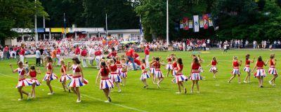 Foto zu Meldung: Musikfest in Hirschfeld