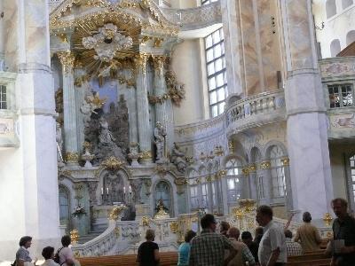 Foto zu Meldung: Gemeindefahrt 2008 nach Dresden