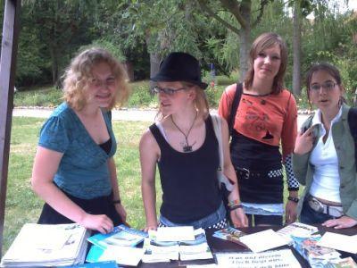 Foto zur Meldung: Kreiskirchentag fand in Heiligengrabe statt