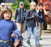 Foto zu Meldung: Bauer für einen Tag