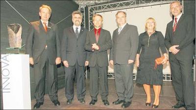 Foto zu Meldung: Diakonie-Krankenhaus Harz gewinnt die Innova 2008