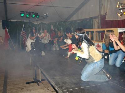 """Foto zu Meldung: Die """"13"""" als Glückszahl für die Oldie Party in Ziepel"""