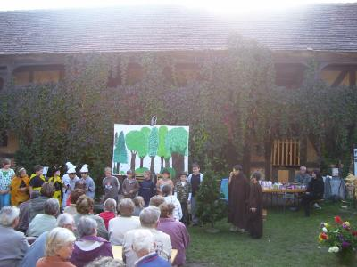 "Foto zu Meldung: 2. Oberlaubenfest ""regional und fair"" in Borgisdorf"