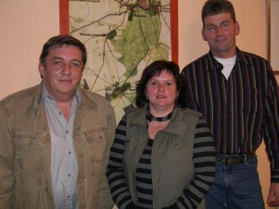 Foto zu Meldung: Kalenderblatt - Ortsbeirat Goßmar hat sich konstituiert