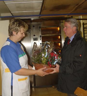 Vorschaubild zur Meldung: Bäckerei Hanne seit 70 Jahren in Sieversdorf