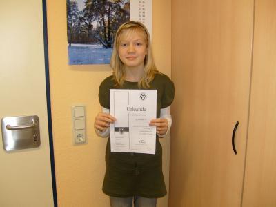 Foto zur Meldung: 48. Olympiade Junger Mathematiker im Landkreis Prignitz