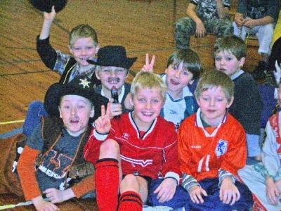 Foto zur Meldung: Fasching in der Grundschule Vier Jahreszeiten Egeln